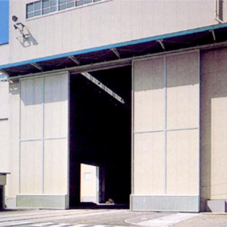 Pintu Kaca Otomatis Heavy DSN-500