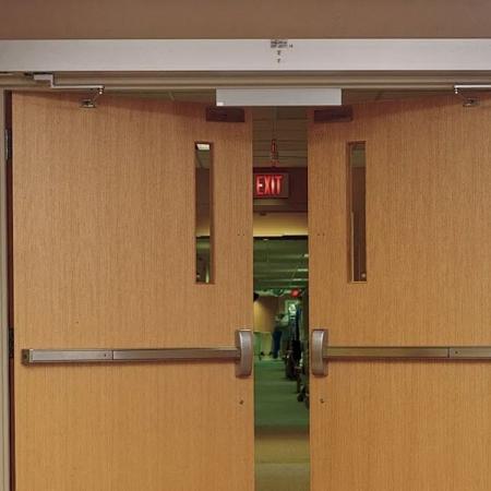 Pintu Otomatis Ruang Gudang
