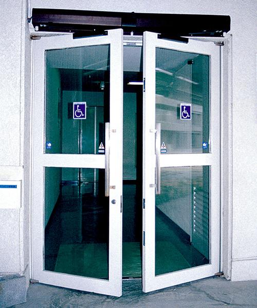 Pintu Kaca Otomatis GT-710 Power Assist Door