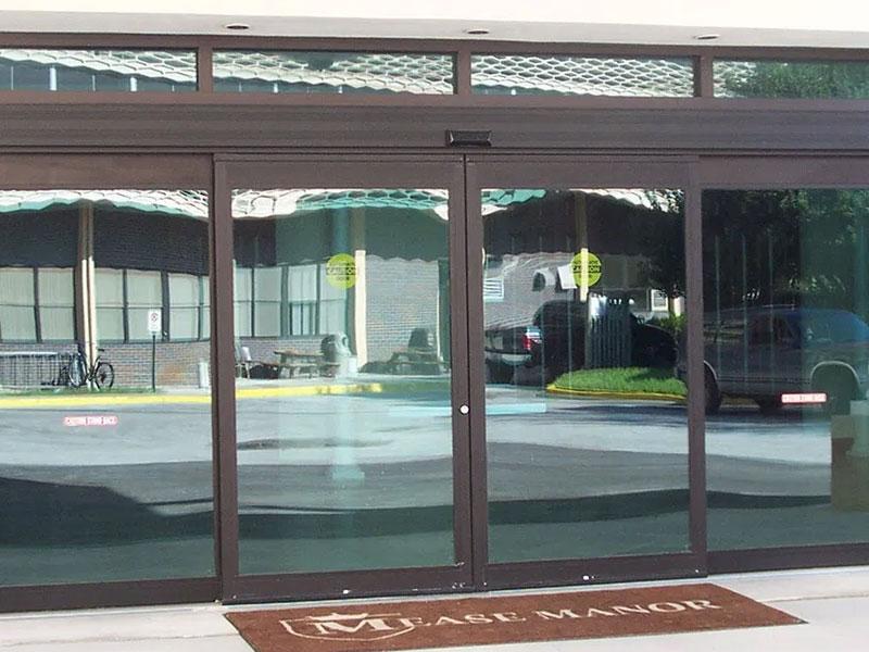 Pintu Kaca Otomatis Mall